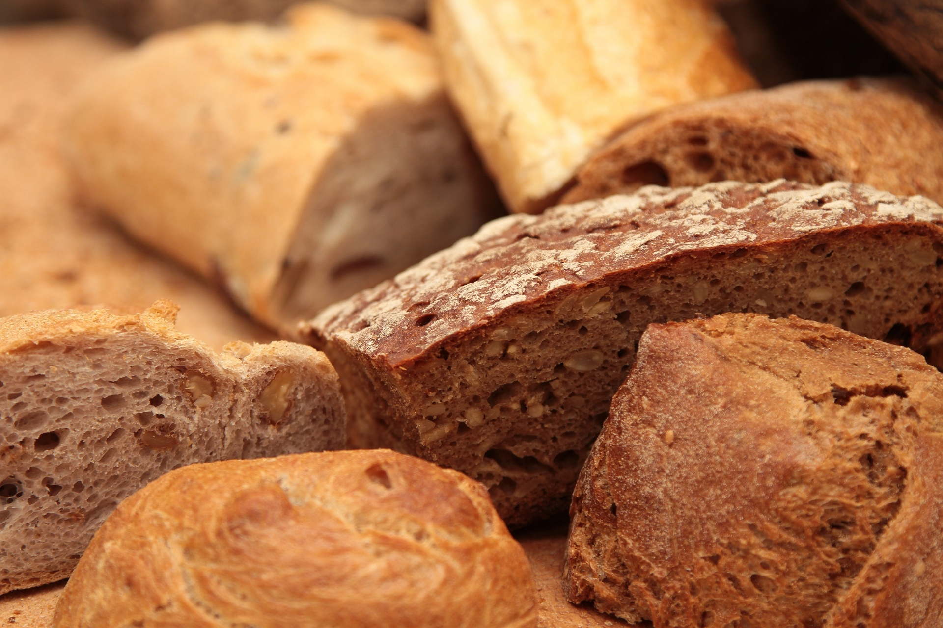 The History of Bread-making